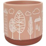 Bree Planter Pink Small 11cm  [4]