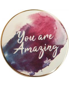 Sale You are Amazing WC Coaster 9cm