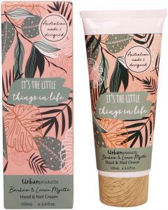 TESTER It's The Little Things Hand Cream